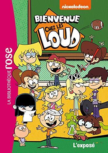 Bienvenue chez les Loud 07 - L'exposé par Nickelodeon