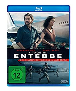 7 Tage in Entebbe [Blu-ray]