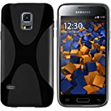 mumbi X-TPU Schutzhülle für Samsung Galaxy S5 Mini Hülle