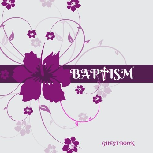 Baptism-Guest-Book-Keepsake-Message-Log-With-100-Formatted-Lined-Unlined-Pages-With-Gift-Log-Quotes-Photo-Pages-For-Family-And-Friends-To-Write--85x85-Paperback-Volume-31-Baby-Guest
