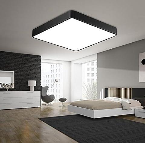 Longless LED, lampe de table, lampe de plafond, chambre à coucher, salle de séjour, balcon, lampe, lampe, prix, lampe, bureau, 45*45CM