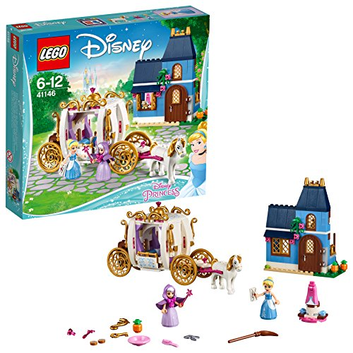 LEGO Princesas Disney - Noche encantada de Cenicienta (41146)