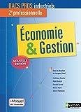 Economie-Gestion 2e Bac Pro Industriels
