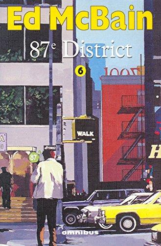 87e district, tome 6 par Ed. McBain
