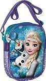 Die besten Disney Messenger Bags - Star Licensing 3D Disney Frozen Shoulder Strap Messenger Bewertungen