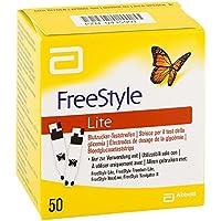 Freestyle Lite Teststreifen ohne Codieren 50 stk preisvergleich bei billige-tabletten.eu