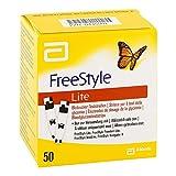 Freestyle Lite Teststreifen ohne Codieren 50 stk