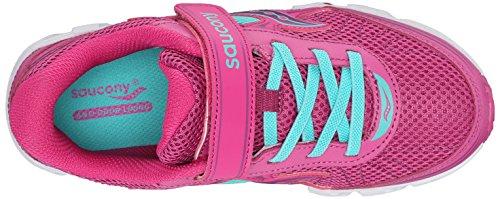 Sneaker ragazzino Saucony Rosa Kotaro 2 Chiusura Bambinone Fucsia Alternativa xFSnB