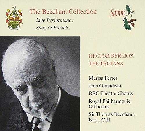 Les Troyens (enregistrement public 1947) [Import allemand]
