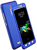 #8: GENERIC Front & Back 360 FULL Protection for MOTO M(BLUE)