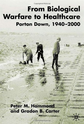 From Biological Warfare To Healthcare: Porton Down 1940-2000 by Peter M. Hammond (2002-02-23)