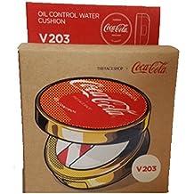 The Face Shop COCC-cola 150g colchón de agua de control de aceite colección (