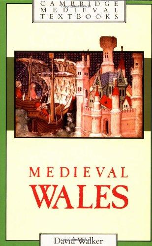 Medieval Wales (Cambridge Medieval Textbooks)