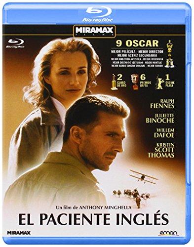 El Paciente Inglés [Blu-ray] 51d Pu74RML