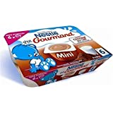 Nestlé P'tit gourmand mini choc lat 6x60 g - ( Prix Unitaire ) - Envoi Rapide Et Soignée