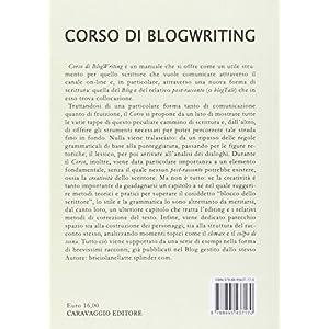 Corso di blogwriting. Appunti in tema di scrittura