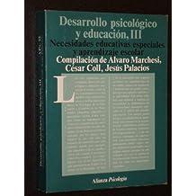 Amazon.es: Jesús Palacios, César Coll Álvaro Marchesi: Libros