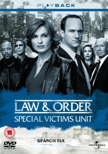 Law And Order Special Victims Unit - Series 6