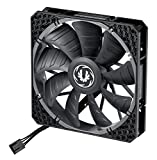 BitFenix Spectre Pro PWM 140mm Computer case Fan - Computer Cooling Components (Computer case, Fan, 14 cm, 500 RPM, 1800 RPM, 29.2 dB)
