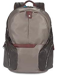 Piquadro Coleos Sac à dos cuir 42,5 cm compartiment ordinateur portable