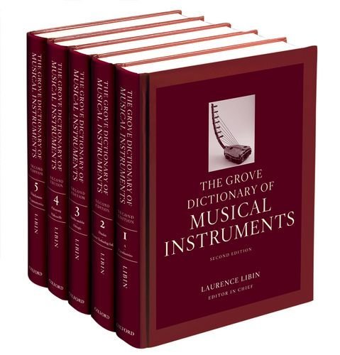 the-grove-dictionary-of-musical-instruments-5-volume-set