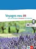 Voyages neu A1: Kurs- und Übungsbuch + 2 Audio-CDs - Krystelle Jambon, Susanne Schauf, Jacqueline Sword