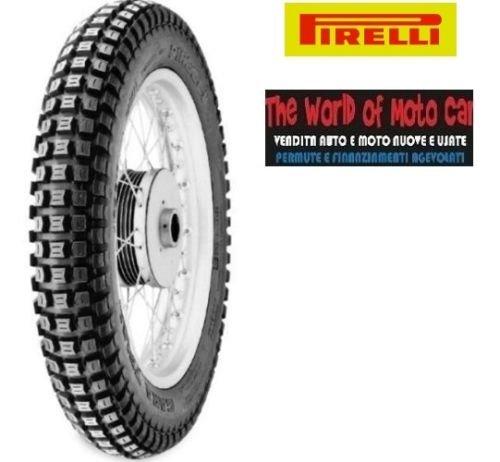 Caoutchouc arrière pneu pirelli MT 43 Pro Trial 4.00 - 18 Dot 2016
