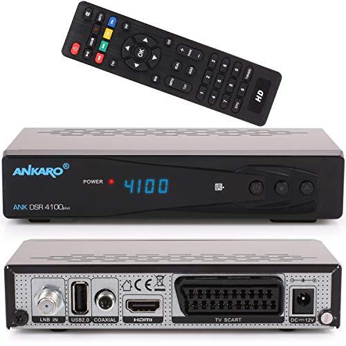 Ankaro DSR 4100 Plus HD HDTV dig...