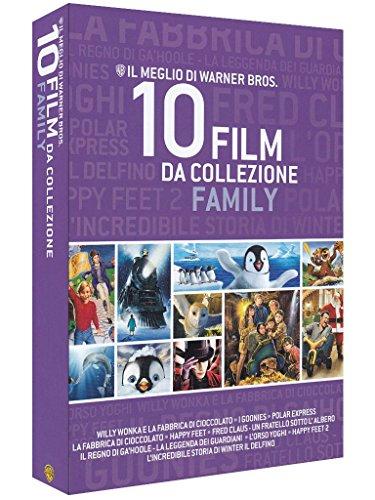 Il Meglio di Warner Bros 10 Film da Collezione Family