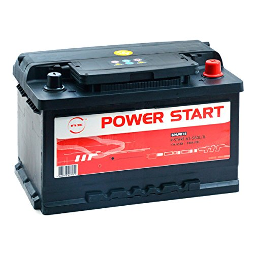 NX - Batteria auto 65Ah - NX Power Start 12V 65Ah