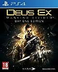 Deus Ex: Mankind Divided - Day-One Ed...