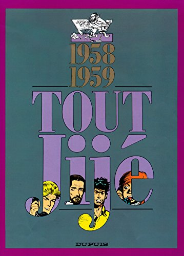 Tout Jijé, 1958-1959 : Le Mauvais oeil - Fort Redstone - Charles de Foucauld
