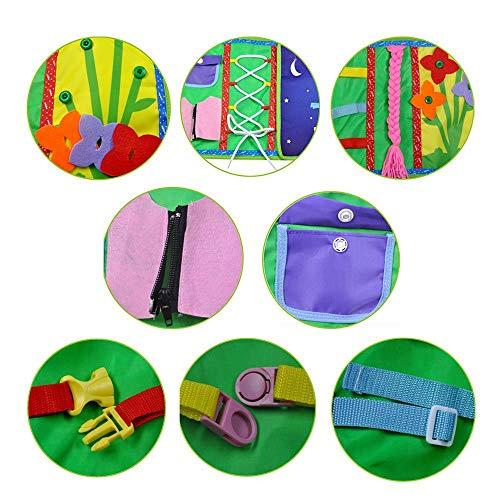 Zoom IMG-3 foonee montessori toys libro educativo