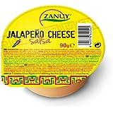 Zanuy Salsa Queso Jalapeño - 90 g