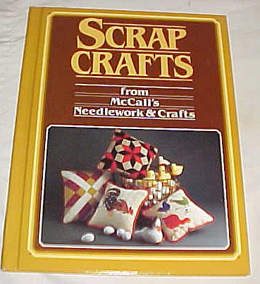 Scrap Crafts from McCall's Needlework & Crafts -