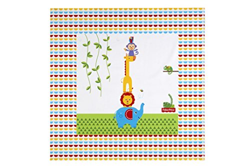 Hochstuhl Baby-boden-matte (Fisher-Price - Splash Mat, Reach The Sky)