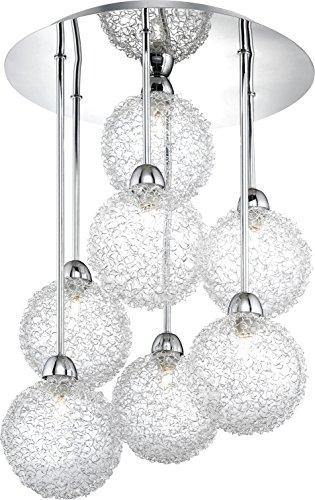 10x G9 LED Lampen 5W 46 SMD 4014 LED