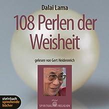 108 Perlen der Weisheit. Auf dem Weg zur Erleuchtung. 1 CD