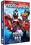 Transformers Prime Season 2 Volume 1: Orion Pax - Limited Edition [DVD]