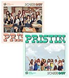 Photo de Pledis Entertainment PRISTIN - SCHXXL Out [Random ver.] (2nd Mini Album) CD+Booklet+1Postcard+1Sticker+1Photocard par Pledis Entertainment