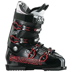 Salomon - Chaussure de ski Salomon Impact Sport Anthracite Tr Black - Homme - 27.5 MDP (43 1/3)