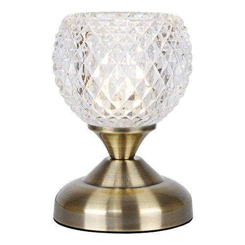 MiniSun - Lámpara de mesa moderna y táctil