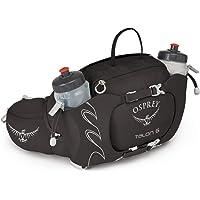 Osprey Talon 6 Unisex Wanderhüfttasche mit Zwei BPA-freien Hydraulics™ 570-ml-Wasserflaschen