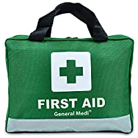 first aid kit for travel, home, office, car, workplace & outdoor