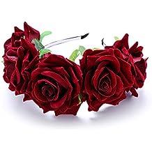 Amazones Flores Rosas Rojas