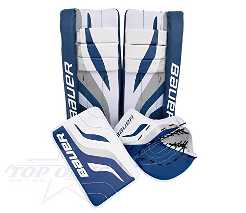 Inlinehockey Torwart-Set Bauer Street Performance 27