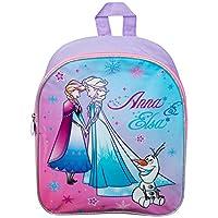 Disney Frozen School Bag for Girl Kids Travel Bag Anna Elsa Olaf Junior Girls Backpack Childrens Luggage Pink Rucksack