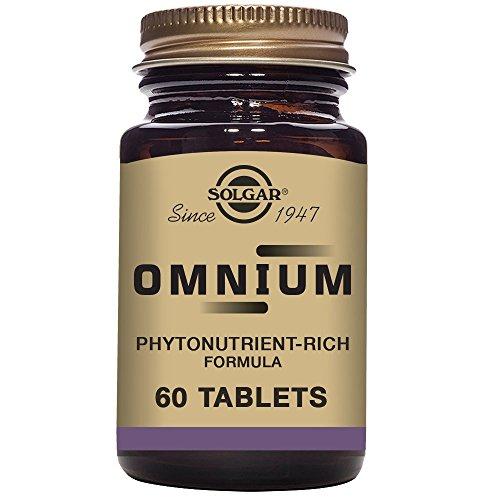 Solgar Omnium Tablets – Pack of 60