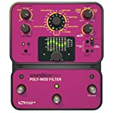 Source Audio Soundblox Pro Polymod Filter Pédale d\'effet Filter pour Guitare Bleu