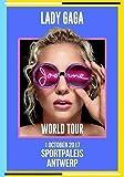 Generic Lady Gaga Joanne 2017 World Tour: Sportpaleis